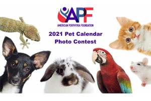 Coming Soon - The APF Pet Calendar Contest!