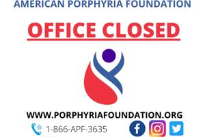 APF Office Closed