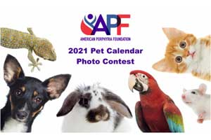 The APF 2021 Pet Calendar Contest